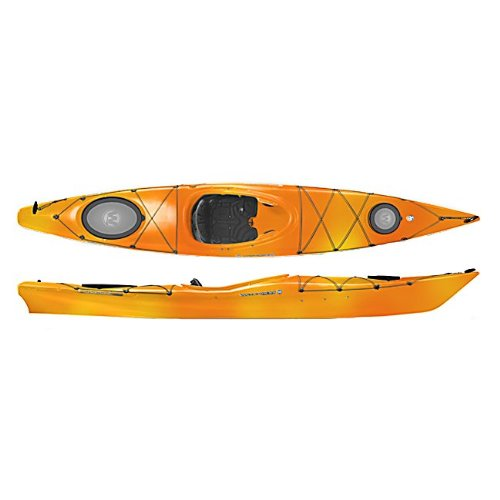 Image of Wilderness Systems Tsunami 125 Light Touring Kayak 2012 (B008OTJ14U)