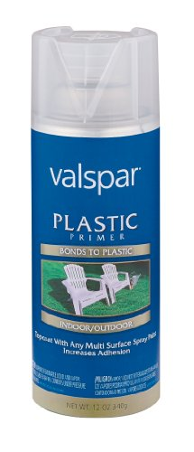 Valspar 12000 Plastic Primer - 12 oz.