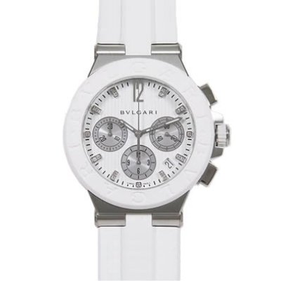 Bvlgari Diagono Chronograph Automatic Stainless Steel Dg40wswvdch/11