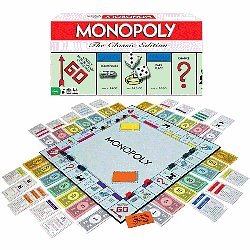 Monopoly Classic (Oversized)