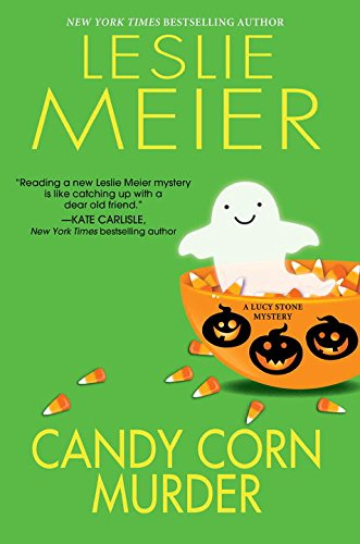 Candy Corn Murder (A Lucy Stone Mystery)