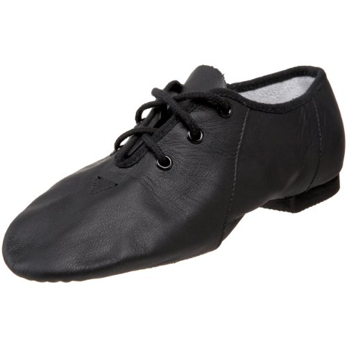 Bloch Dance Soft Jazz Shoe,Black,11 X Us Little Kid front-409102