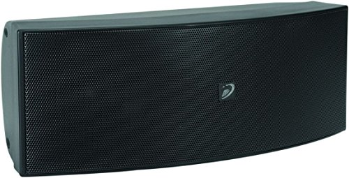 Dayton Audio Ccs-33B 3-Way Center Channel Speaker - Black
