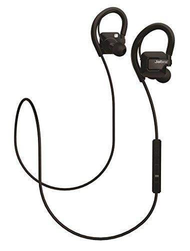 【日本正規代理店品】 Jabra Bluetooth4.0 ステレオヘッドセット 防滴・防塵(IP52) STEP WIRELESS STEPWIRELESS-BK
