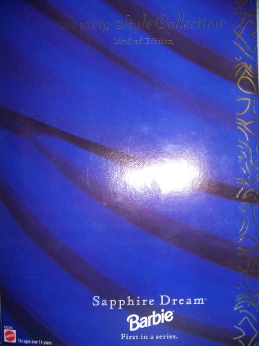 Buy Society Style First in Series 1995 Sapphire Dream Barbie