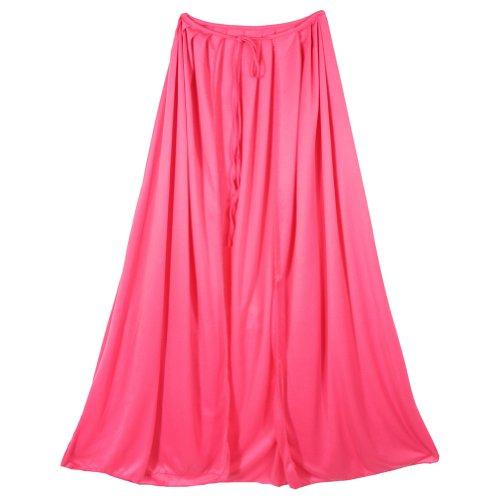 "SeasonsTrading 28"" Child Pink Cape ~ Halloween Costume Accessory"