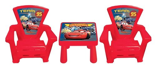 Miraculous Disney Pixar Cars Adirondack Table And Chair Set Disney Alphanode Cool Chair Designs And Ideas Alphanodeonline