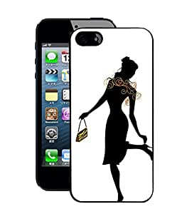 djipex DIGITAL PRINTED BACK COVER FOR APPLE IPHONE 4