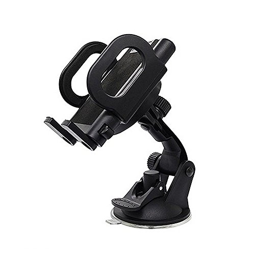 Universal Car Mount,360 Rotary Windshield Dashboard Car Holder Cradle for iphone 6 6 plus 5 5s Samsung HTC LG