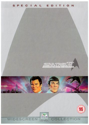 Star Trek 4: Voyage Home Special Edition Dvd