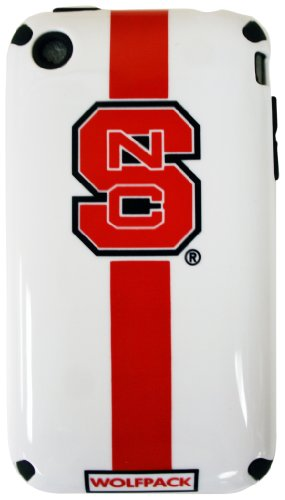 NCAA North Carolina State Wolfpack Helmetz Cover for iPhone 3G S