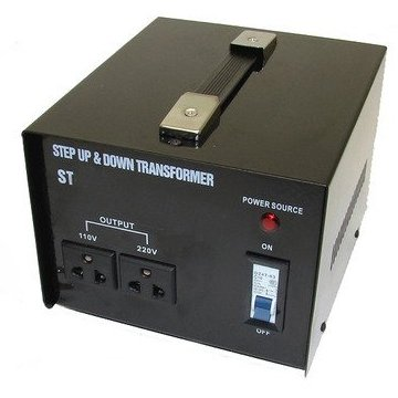Seven Star Tc1500W Step Up And Step Down Transformer-1500W front-50812