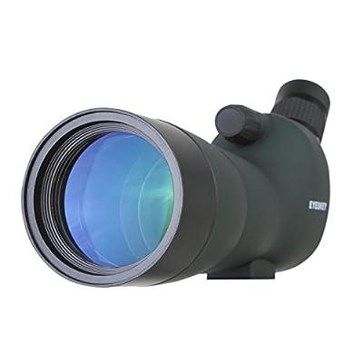 Eyeskey Angled 20-60x60 Waterproof Zoom Spotting Scope With Tripod