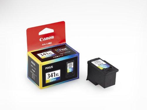 Canon キヤノン 純正 インクカートリッジ BC-341 3色カラー 大容量タイプ BC-341XL