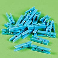 OTC – 48 pc Baby Shower Clothespin Ga…