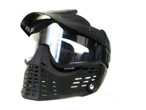 BBTac Clear Lens Airsoft Mask