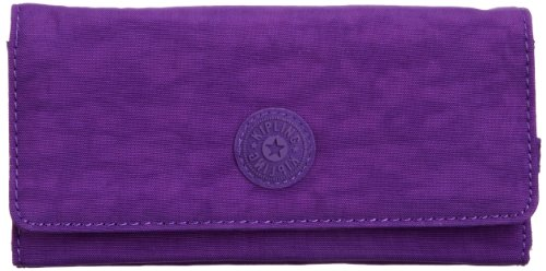 Kipling Womens Brownie Wallet K1386563C Brilliant Purple