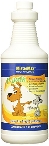 Mister Max P-Bath Urine Pre Treat Conditioner, Quart Size (Mister Max Icky Poo compare prices)