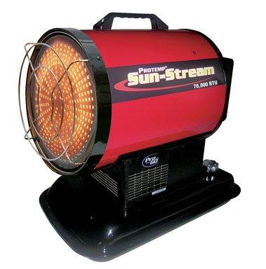 70 000 Btu Kerosene Radiant Quot Sun Stream Quot Heater