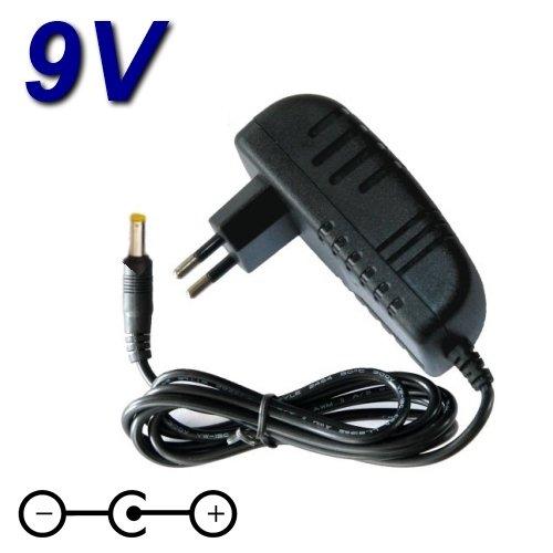 Adaptateur Secteur Alimentation Chargeur 9V pour Lecteur DVD Portable Mecer DTV-271