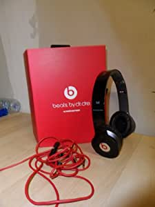 Beats by dr.dre Solo HD With Control Talk Headphones Black