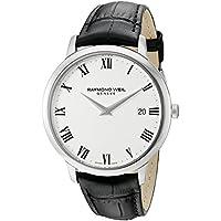 Raymond Weil Men's Toccata Swiss Quartz Leather Watch