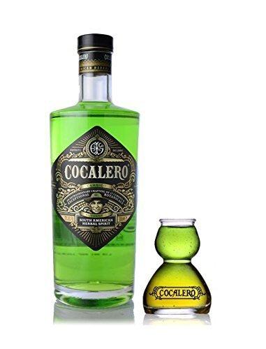【COCALERO】コカレロ 29° 700ml×1本とコカレロボムグラス×1個とコカレロポスター×1枚 セット