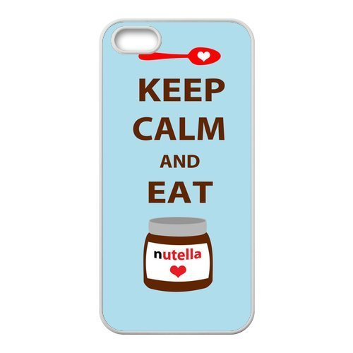 fashion-keep-calm-and-eat-nutella-personalized-iphone-55s-rubber-silicone-case-cover