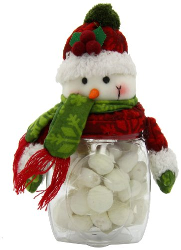 World Wide Gourmet Foods Snowman Jar Gift Set