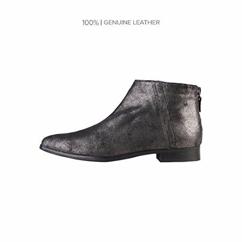 stivaletti Arnaldo Toscani Grigio scarpe - 2140108_GLITTER_ANTRACITE - 41