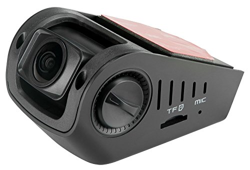 Spy Tec A118-C Capacitor Edition Full 1080P HD Video Car Dashboard Camera - No Internal Battery | Novatek NT96650 Chipset + Aptina AR0330 Lens | Stealth Dashboard Covert Mini Cam | 170 Degree Super Wide Angle 6G Lens | B40 G-Sensor Night Vision Motion Detection