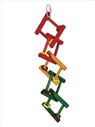 Caitec Bird Toy Broken Ladder 5in x 15in