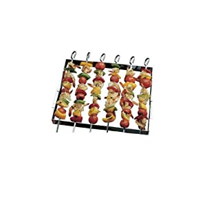 Char-Broil 2984792 Chrome Skewer Set and Frame at Sears.com