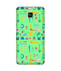 Tools (20) Samsung Galaxy A5 2016 Edition Case