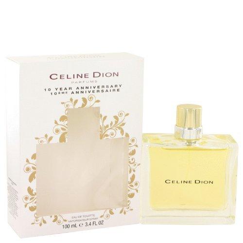 Celine Dion by Celine Dion Women's Eau De Toilette Spray 3.4 oz - 100% Authentic by Celine Dion