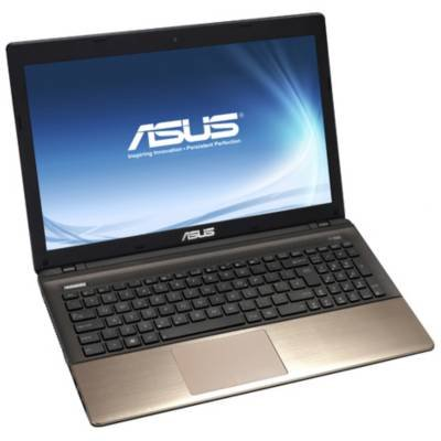 ASUS K55VD-DB51 15.6 HD Notebook Intel Core i5-3210M 2.5GHz 8GB DDR3 750GB HDD DVD-Novelist Nvidia GT 610M Windows 7 Home Premium 64-bit Mocha