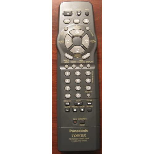 Program remote for tv