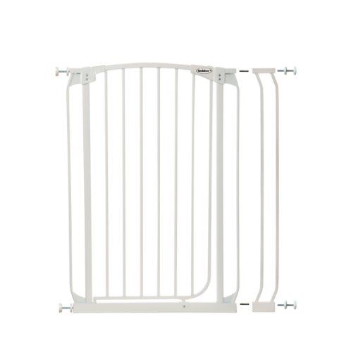 Bindaboo Swing Closed Security Gate, Extra Tall,