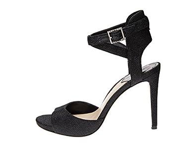 Amazon.com: Vince Camuto Faunora Open Toe Leather Heels: Vince Camuto
