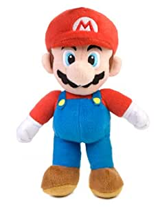 "Nintendo Super Mario Brothers Mario 9"" Plush Toy Doll"