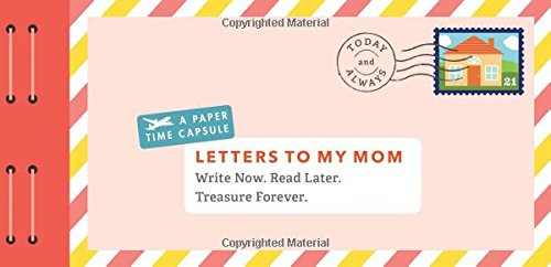 how to write a letter to my mom