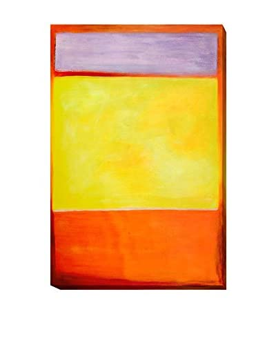 Mark Rothko No. 7, 1951 Gallery-Wrapped Oil Reproduction