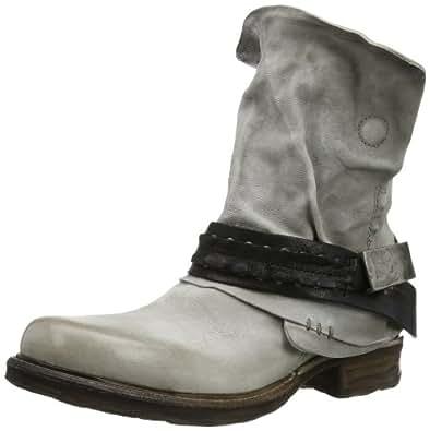 airstep womens 717207 cowboy boots gray grau perla nero. Black Bedroom Furniture Sets. Home Design Ideas
