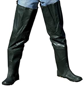 American Recreation Products 703109 Hip Wader, Rubber, Size 10 by american recreation