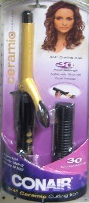 Curl Iron / Hair Straightener – Case Pack 7 SKU-PAS904144