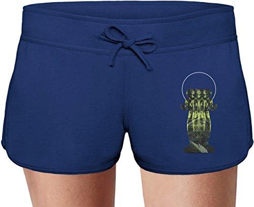 saint-jungle-relic-no-bg-for-black-sweat-shorts-estivi-per-donne-summer-sweat-shorts-for-women-ladie