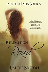 (FREE on 9/20) Redemption Road:  Jackson Falls Book 5 by Laurie Breton - http://eBooksHabit.com