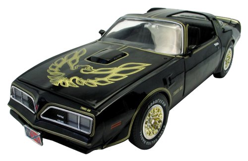 American Muscle - 1:18 Scale Smokey  &  The Bandit Trans AM