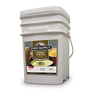 Stansport Food Supply Depot Nantucket Potato Soup Bucket (20 Count) by StanSport