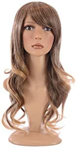 Amazon.com : Long Wavy Ombre Wig | Natural Look Glamour